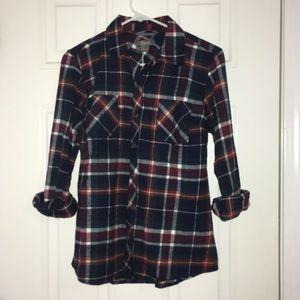 Natural Reflections Women's Flannel Shirt